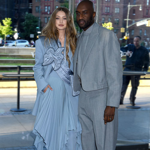 IL LOOK DI VIRGIL ABLOH