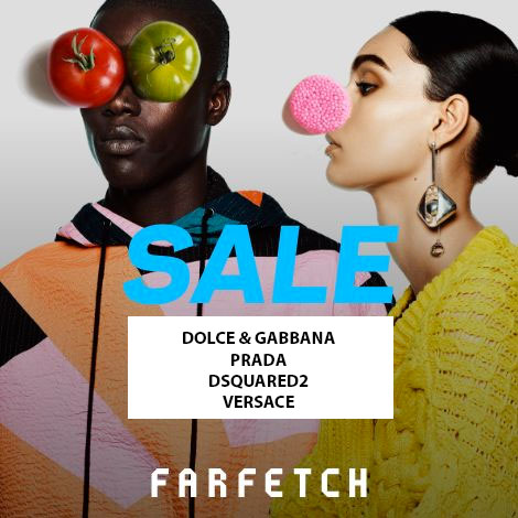 I TOP BRAND IN SALDO SU FARFETCH